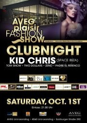 AVEG plaisir - Fashion Clubnight