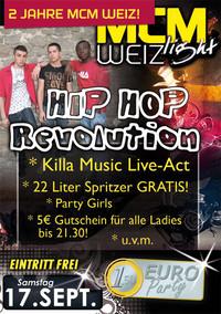 Hip Hop Revolution!