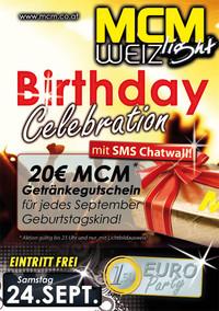 Birthday Celebrarion
