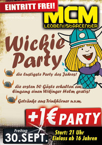 Wickie Party!