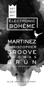 Electronic Bohème pres. MARTINEZ