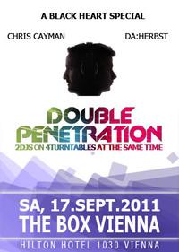 Double Penetration  Herbst & Chris Cayman@The Box 2.0
