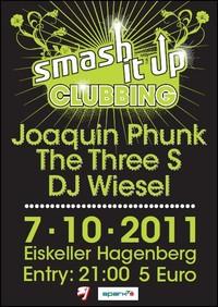 Smash it Up Clubbing