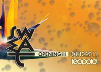 SA 01.10. SWEAT [Opening] @ CAFE LEOPOLD@Café Leopold