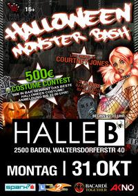 Halloween Monster Bash - 500€ in BAR gewinnen@Halle B