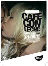 Café con Leche Charity hosted by Club Pompadour@Club Auslage
