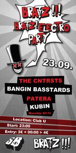 Bratz Bratz Electro Party@Club U