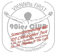 90ies Club - Semesteropening!