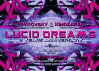 *LUCID DREAMS* 4 YEARS ANNIVERSARY - PSYKOVSKY & KINDZADZA@Viper Room
