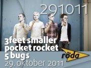 3 Feet Smaller | 5 bugs (D) | Pocket Rocket (A)@KV Röda