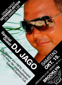 DJ Jago - The voice of Hit-FM & Kronehit@Brooklyn