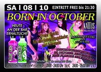 Born in October@Excalibur
