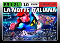La Notte Italiana@Excalibur