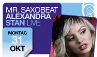 Alexandra Stan Live@Lusthouse