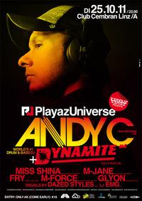 Playaz Universe@Cembrankeller