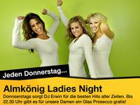 Almkönig Ladies Night@Almkönig