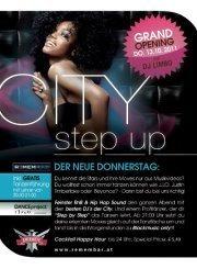 City Step Up  Tanzeinführung + Blackmusic mit Dj Limbo