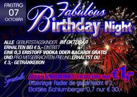 Birthday Night im Ballegro + Party Alarm@Ballegro