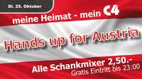 Hands up for Austria