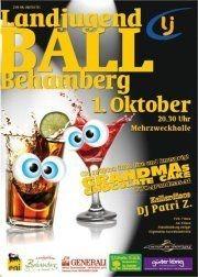 Jugendball Behamberg