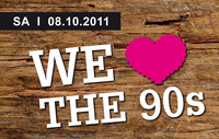 We love the 90s