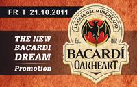 OAKHEART - The new Bacardi Dream Promotion