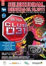 Club Ü31 - Das Original on Tour!@Disco Bel