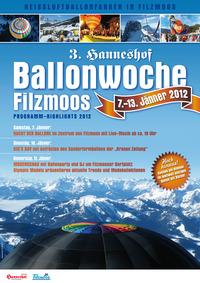 3.Hanneshot Ballonwoche in Filzmoos@Filzmoos
