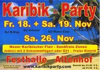 Karibik-Party
