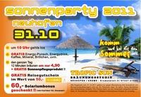 Sonnenparty@TROPIC SUN Neuhofen/Krems