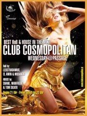 Club Cosmopolitan pres. RnB & House!@Babenberger Passage