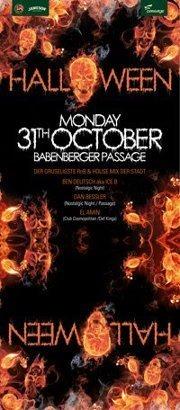 Halloween at Passage@Babenberger Passage