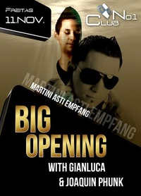 Big Opening No.1 Club