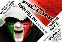Ivan Fillini - Italien House and Dance Sensation - LIVE@Brooklyn