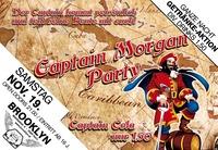Captain Morgan Party@Brooklyn