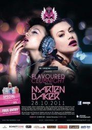 Flavoured CLUBNIGHT - Star Djane Marien Baker