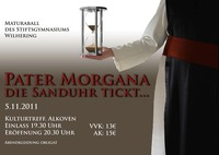 Pater Morgana - Die Sanduhr tickt