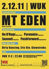 Lautstark presents MT Eden [NZL]