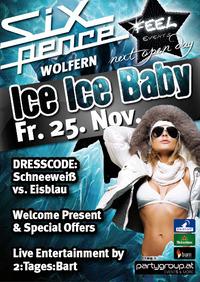 Ice Ice Baby | Six Pence