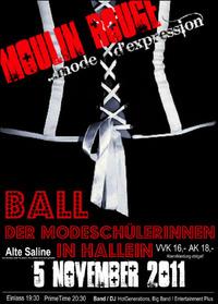 Moulin Rouge - Ball der Modeschülerinnen