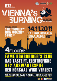 Vienna's Burning Festival