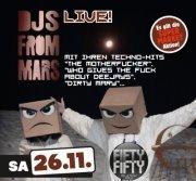 DJs from MARS!
