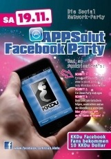 APPSolut Facebook Party