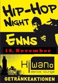 Hip Hop & RnB Night@Kiwano Dance Lounge