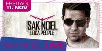 Sak Noel - Loca People@Evers