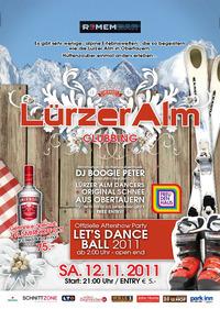 Lürzer Alm Clubbing