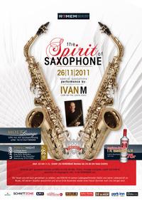 The Spirit of Saxophone - Ivan M