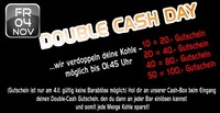 DCD - Der Double Cash Day