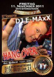 HANGOVER mit DJ E-MaxX