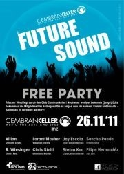 Futuresouned Free Party@Club Cembrankeller